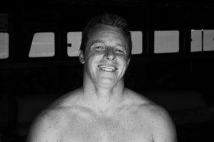 Instructor Joe Hutson smiling